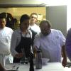 5 chefs pour un dîner sur le thème de » Le Vin Avenir et Devenir «