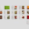 Un livre de cuisine à découper ….