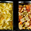 La nourriture en coupe géologique ….. un autre regard depuis l'intérieur de votre assiette