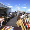 Festikite 2013 … en première ligne sur la plage de » Carré Mer » à Villeneuve-lès-Maguelonnes