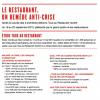 Les frères Pourcel reçoivent » Tous au Restaurant » lundi 1 er juillet à Montpellier