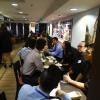 Délifrance à Hong-Kong … la suite … avec les frères Pourcel.