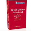 Le Guide Michelin 2014 pour l'Angleterre et l'Irlande est sorti !