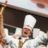 Le Bocuse d'Or 2013 en cuisine pour les clients business d'Air France