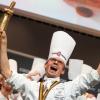 Le Bocuse d'Or 2013 en cuisine pour les clients business d'Air France