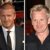 De l'eau dans le gaz entre Ramsay et Beckham