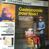 Gastronomie pour Tous ! … By Courrier International