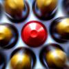 Dans une usine proche de Montpellier on fabrique des capsules de café compatibles Nespresso