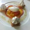 En novembre le menu du Déjeuner au Jardin des Sens aux saveurs d'automne