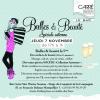 » Bulles & Beauté » en soirée – Au Comptoir – ce jeudi 7 novembre