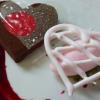 Toute la Saint-Valentin sur la table du Jardin des Sens