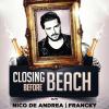 Carré Mer – Closing du Bar d'Hiver ce samedi soir 29 mars – Ouverture sur la plage vendredi 11 avril