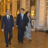Pour le dîner de Clotûre de la Visite Officielle du Président Chinois en France, le menu était signé par le Chef Ducasse