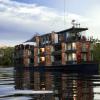 Naviguer sur le fleuve Amazone vers l'inexploré … et goûter la cuisine Péruvienne.