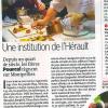 Le Point : Le Jardin des Sens  – Une institution de l'Hérault – par G. Pudlowski