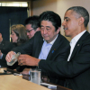 Tokyo – Hier soir Obama a dîné chez le maître sushis Jiro Ono