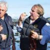Le Chef Laurent Audiot et Gérard Depardieu en Bretagne – À la rencontre de ces gens qui perpétuent la tradition -