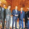 La France a pour objectif de recevoir 100 Millions de visiteurs, parmi les pôles d'excellence » La Gastronomie » … bon… avant tout va falloir remettre à plat le fonctionnement des Services Bublics, et notamment les transports