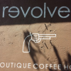 Coffee Shop Concept : Revolver à Bali
