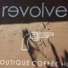 Coffee Shop Concept : Revolver à Bali