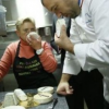 Ce soir à l'Élysée : Foie gras du Périgord, Agneau de Sisteron et fromages français