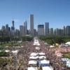 – Taste of Chicago – le plus grand festival de cuisine des États-Unis