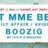 Carré Art vendredi 1 er Août – Mr & Mme BENOIT Family Affair – aux platines