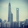 Shanghai : la plus haute tour d'Asie s'achève