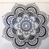 Romain Kew … graffeur éphémère de la  plage Carré Mer
