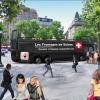 Des jeunes chefs parisiens rouleront pour les fromages suisses pendant la fête de la gastronomie