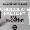 » Chocolate Factory  » … McCarthy – quand art contemporain et chocolat essayent de faire bon ménage !