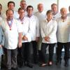 1/2 finale du Meilleur Ouvrier de France ( MOF ) section cuisine à Montpellier … c'est terminé !