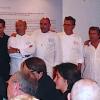 Dîner des Chefs – Couvent Sainte-Cécile à Grenoble – 6 chefs pour la Fondation Glénat