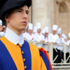 Un ancien cuisinier devenu Garde Suisse au Vatican, sort un livre de cuisine
