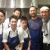 Alors que le Guide Michelin de la région de Kansai au Japon est sorti hier … nous sommes allés manger au 3 étoiles » Cà Sento » à Kobé