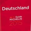 Guide Michelin Allemagne 2015 : 3 nouveaux 2 Étoiles