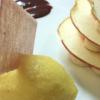 Recette de la semaine : Millefeuille de pommes Pink lady au Praliné