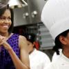 Maison Blanche Washington : Les femmes prennent le pouvoir en cuisine et en pâtisserie