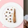 Nouveaux menus en cabine Première pour Air France par Anne-Sophie Pic