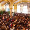 Succès pour la vente aux enchères du mobilier et du matériel de l'Hôtel de paris à Monaco