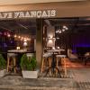 A Colombo au Sri Lanka on fête la Saint-Valentin au Café Français