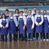 18 grands chefs mobilisés sur la plage de San Sebastian pour sauver les océans et valoriser les » petits poissons «