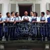 Enrico Crippa était à Montpellier … » Cuisine seulement les produits que tu aimes… ça produira la meilleure cuisine ! … «
