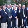 Oustau de Baumanière fête ses 70 ans sous une bonne étoile … Jean-André Charial réunit ses amis chefs.