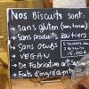 Sans gluten – Sans produits laitiers – Sans oeufs – Sans matières grasses … c'est aussi possible de faire bon et goûteux !