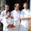 Belles Rives à Juan-Les-Pins –  Yoric Tièche et Jean-Yves Bournot – Un » quatre mains » de jeunes chefs