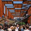 Pavillon Brésil – Milano Expo 2015 – Un pop-up pavillon qui impressionne