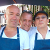 4 chefs pour une » BBQ Party » à Bali