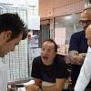 Scènes culinaires à Montpellier avec Bart Van Berkel vainqueur 2014 de Masterchef Hollande