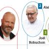 Le buzzomètre des chefs pour les 6 premiers mois de 2015 : Etchebest, Ducasse, Robuchon, les 3 chefs les plus populaires